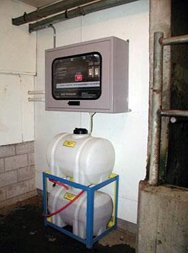 Livestock Feedwater System