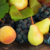 Apples, Pears, Grapes